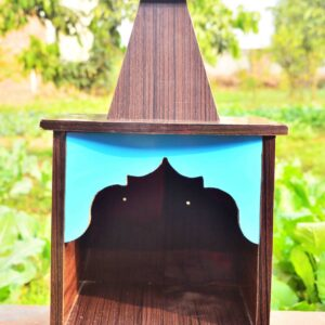 pranidhan wooden mandir