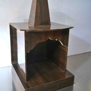 Wooden Home Temple/ Home mandir/ god stand for home/ pooja stand/ home mandap/ mandapam/ pooja mandir without Doors