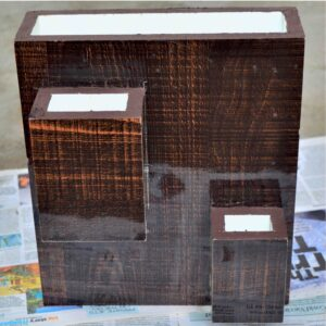 Wooden Magazine File Holder Organizer Multi Trays Papers Documents Office Folder